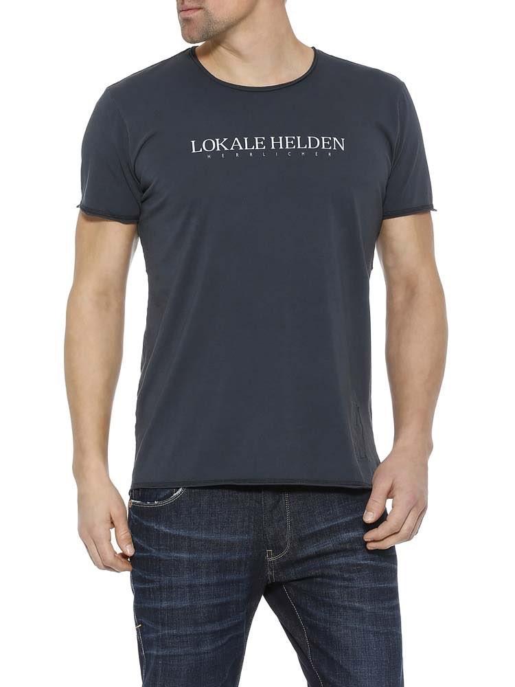 """Herrlicher Base T-Shirt """"Lokale Helden"""""""