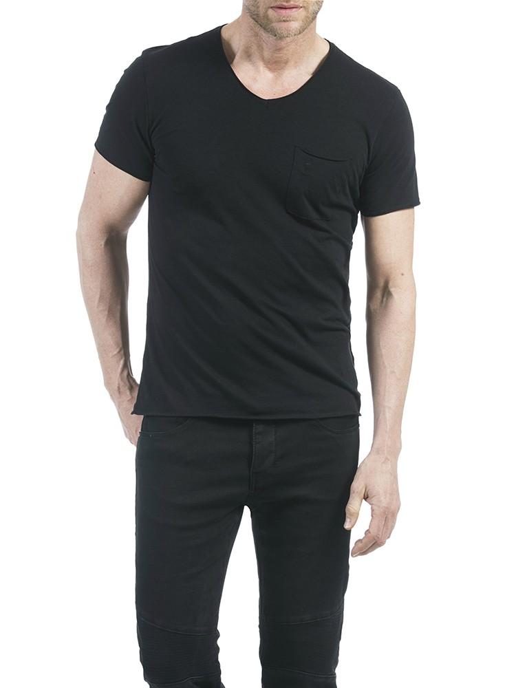 Herrlicher Robby Jersey T-Shirt