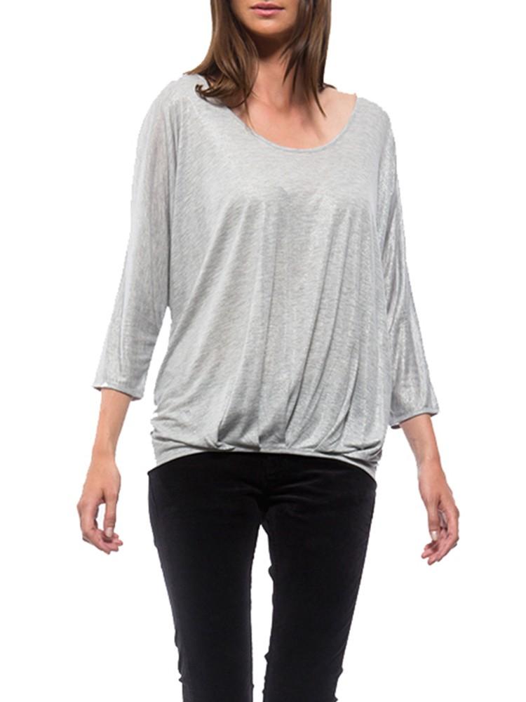 Herrlicher Vanila Jersey Shirt