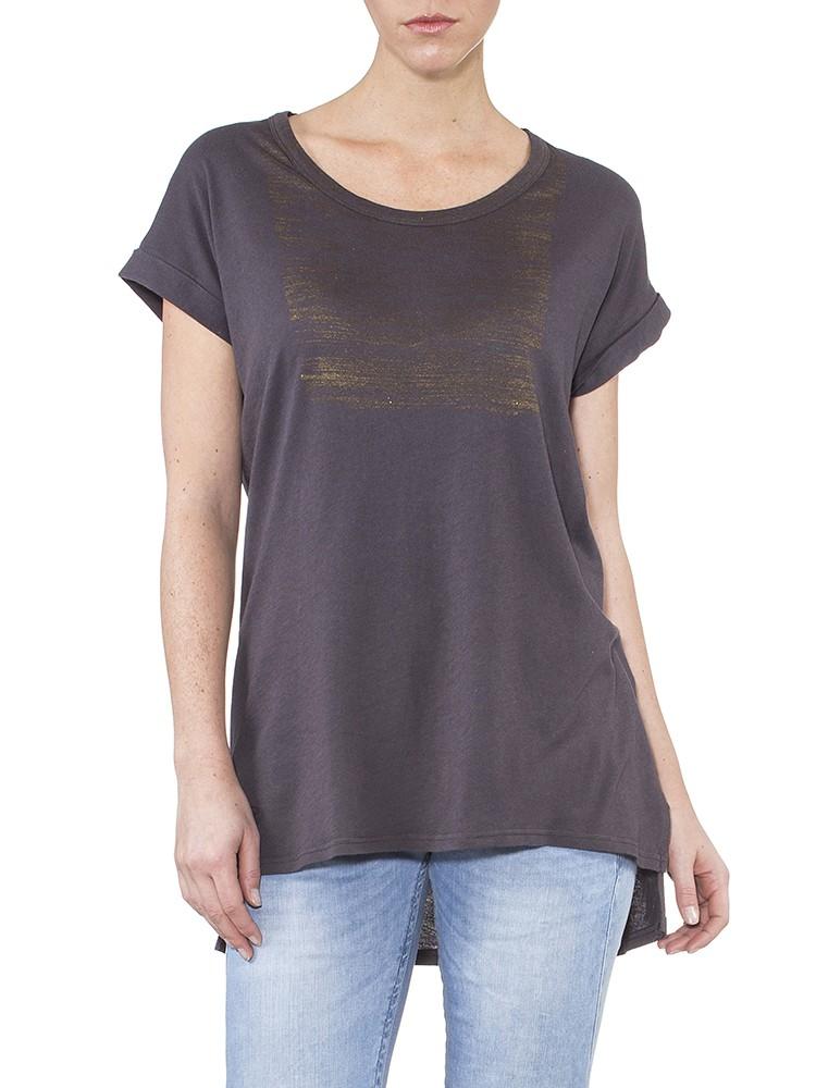 Herrlicher Dilay Jersey T-Shirt