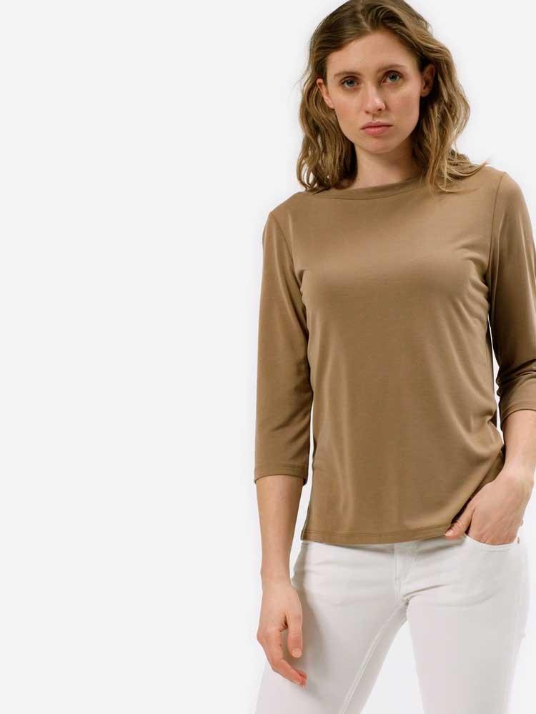 Herrlicher Manila Shirt mit Modal