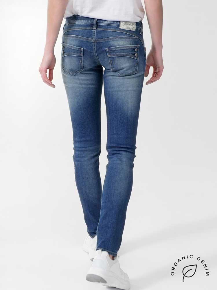 Herrlicher Piper Slim Jeans aus Bio-Baumwolle