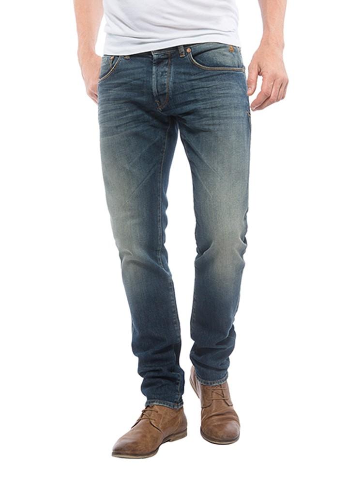 Herrlicher Trade Denim Stretch Jeans vorne
