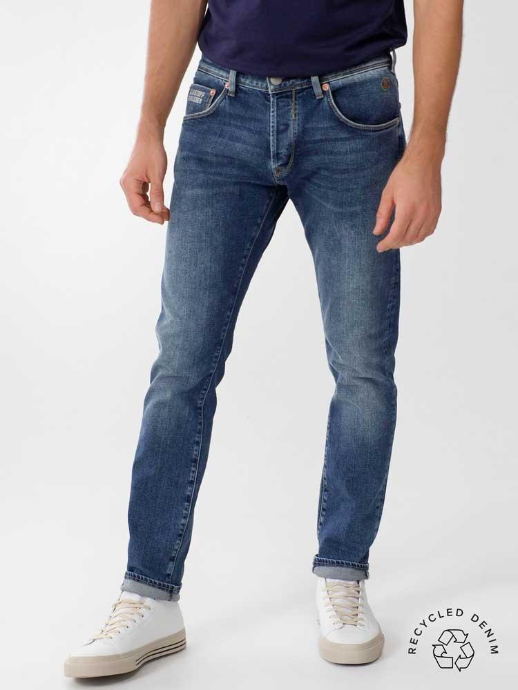 Herrlicher Trade Jeans mit recycelter Baumwolle