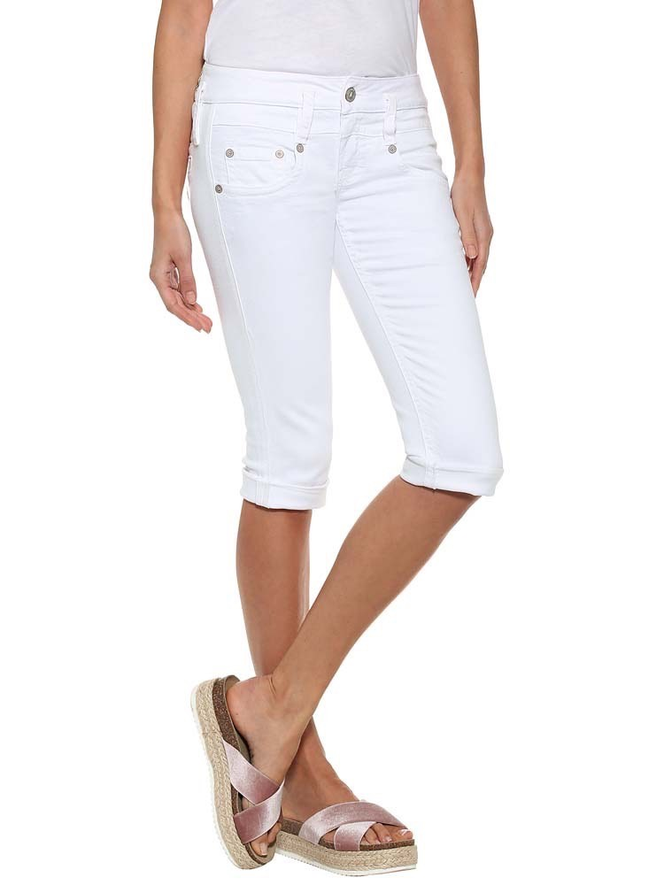 Herrlicher Pitch Short Stretch Caprijeans