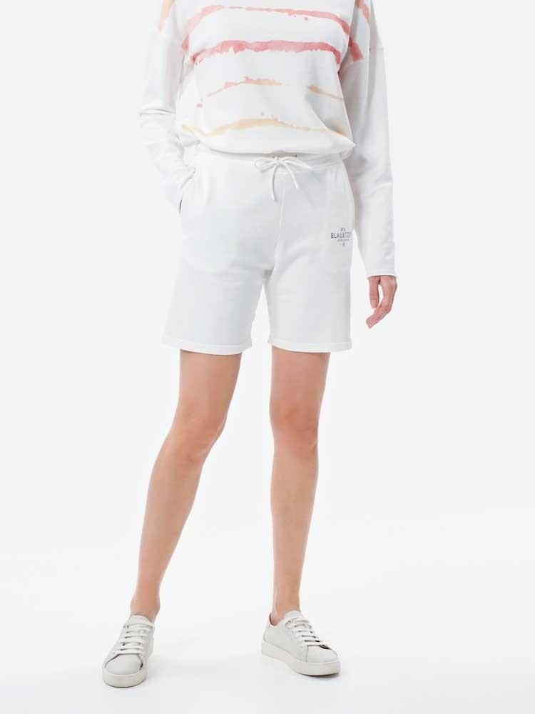 Herrlicher Celeste Shorts aus Jersey