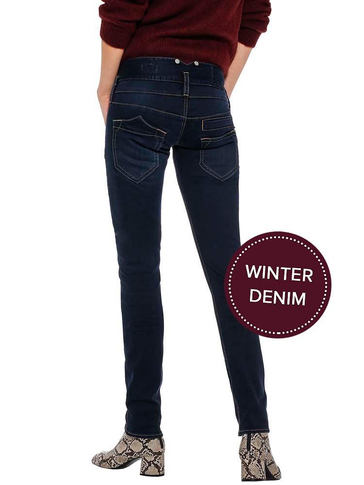 Herrlicher Pitch Slim Winter Jeans