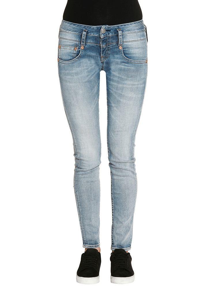 Pitch Jeans grey denim Herrlicher yMPl30