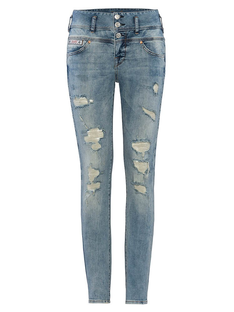 Herrlicher Raya Boy Denim Powerstretch Jeans