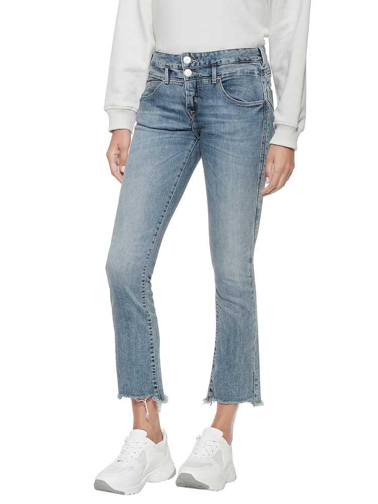 Herrlicher Baby Cropped Stretch Jeans