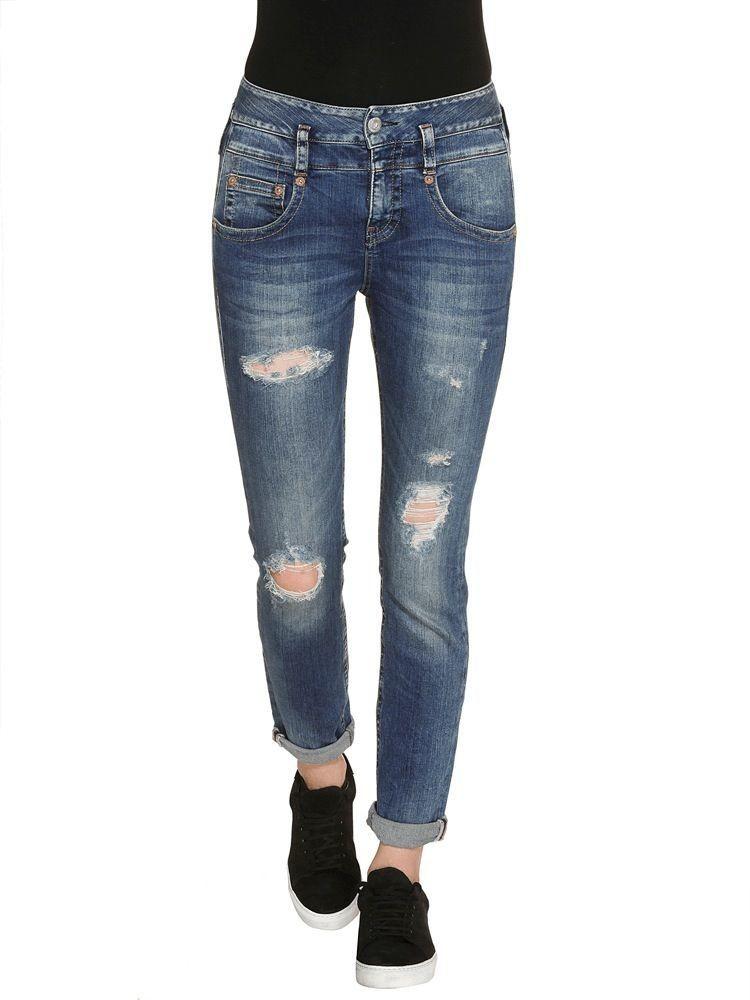 Herrlicher Pitch Mom Powerstretch Jeans