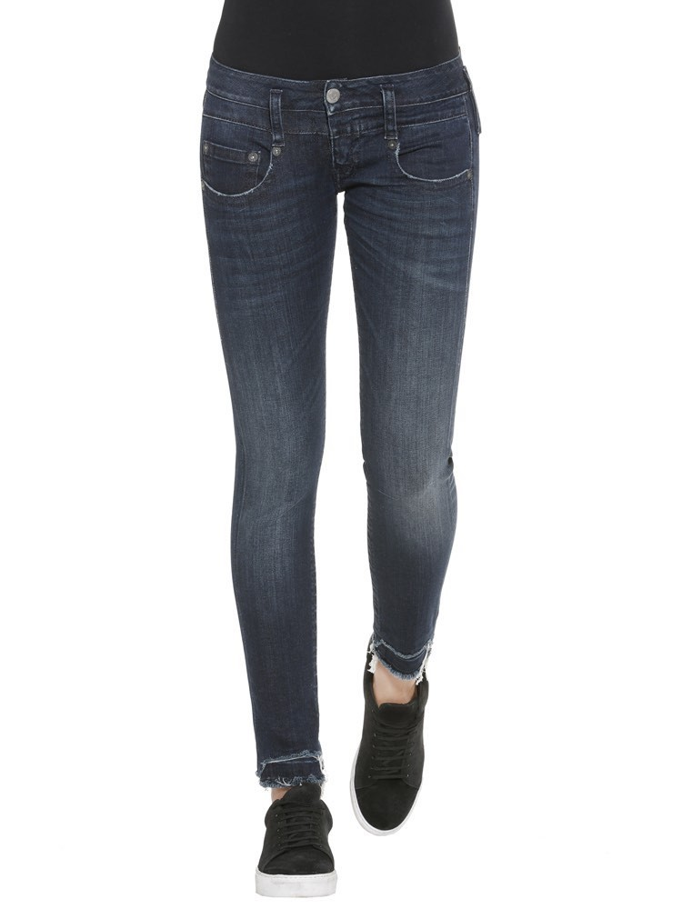 Herrlicher Pitch Slim Cropped Powerstretch Jeans