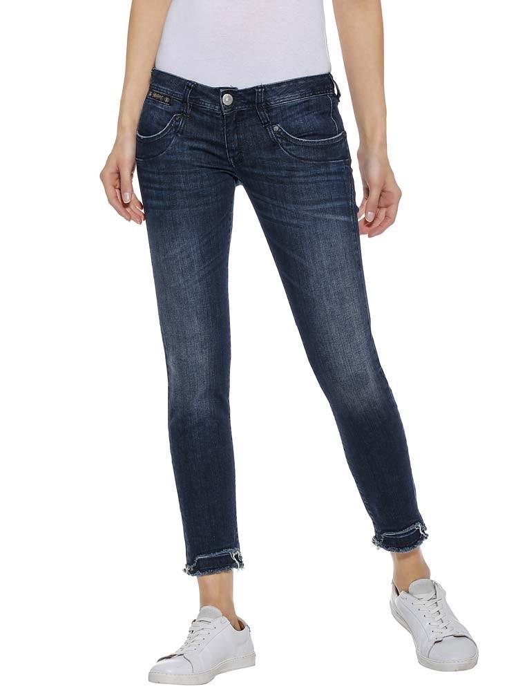 Herrlicher Piper Slim Cropped Powerstretch Jeans