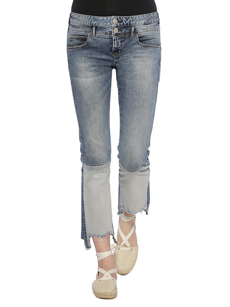 Herrlicher Baby Patch Powerstretch Jeans