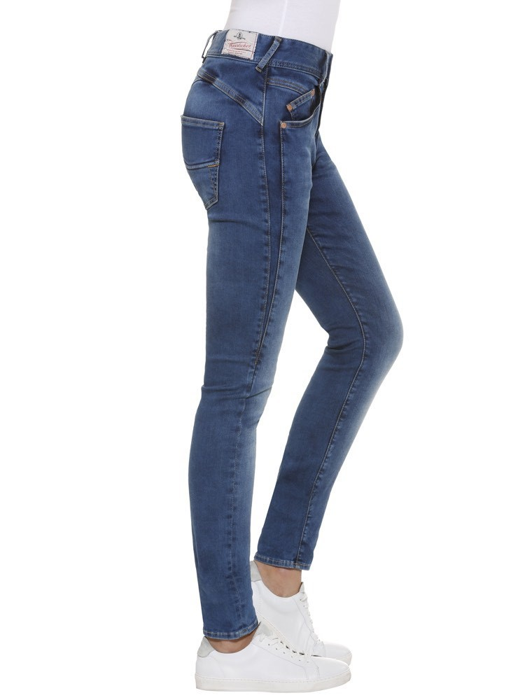 Herrlicher Gila High Slim Powerstretch Jeans