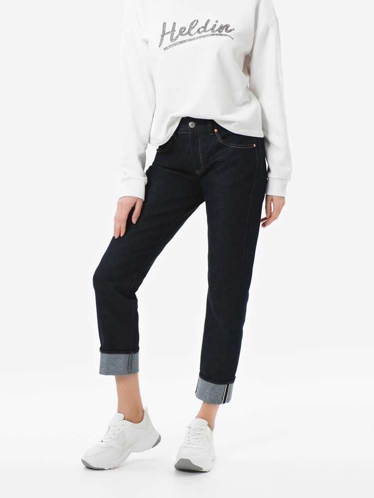 Herrlicher Marlies Red Selvedge Jeans