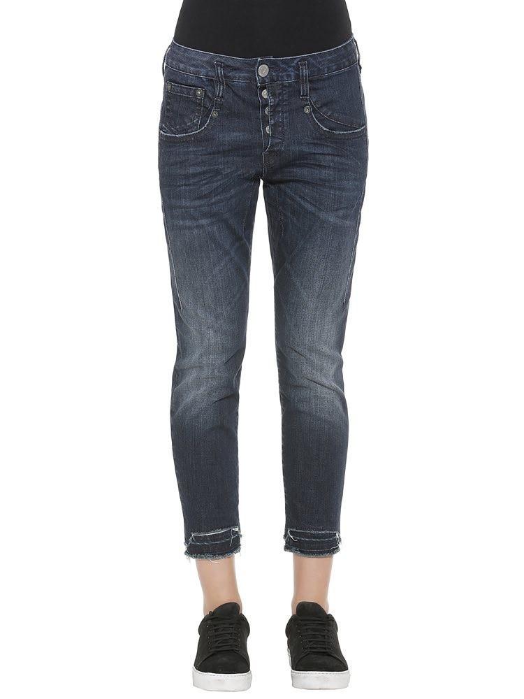 Herrlicher Shyra Cut Off Powerstretch Jeans