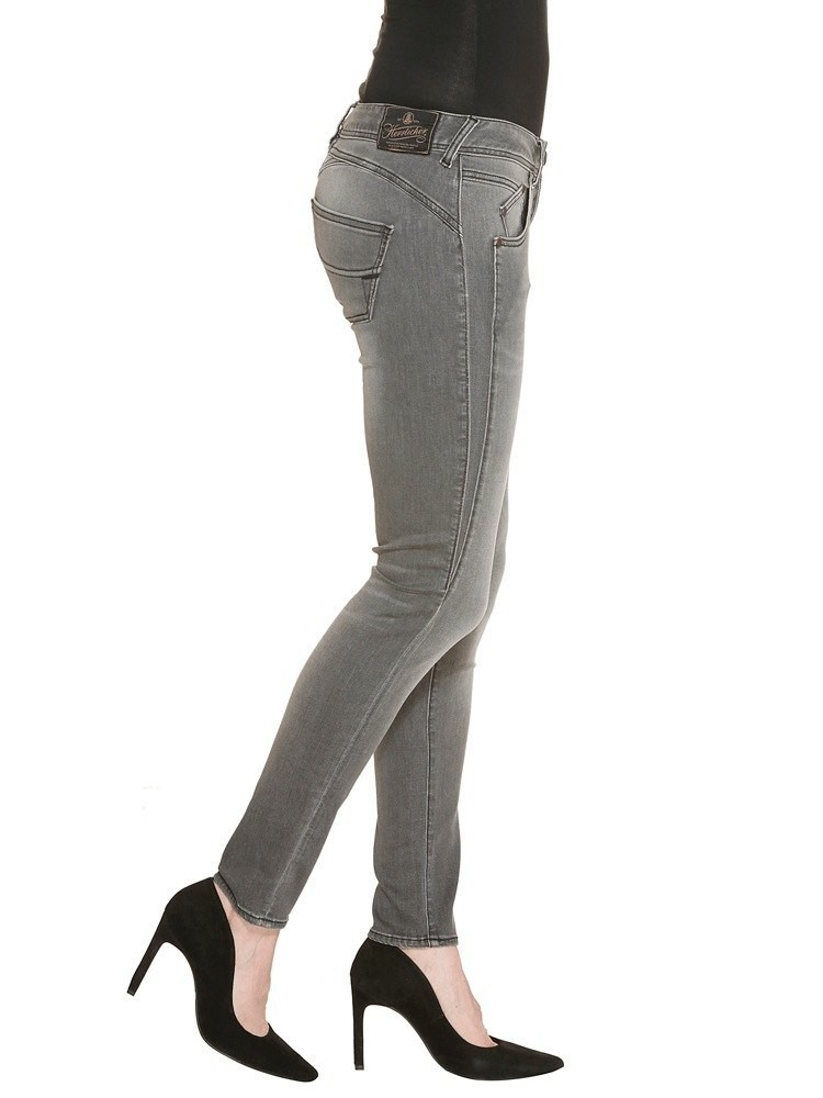 Herrlicher Gila Slim Black Stretch Jeans
