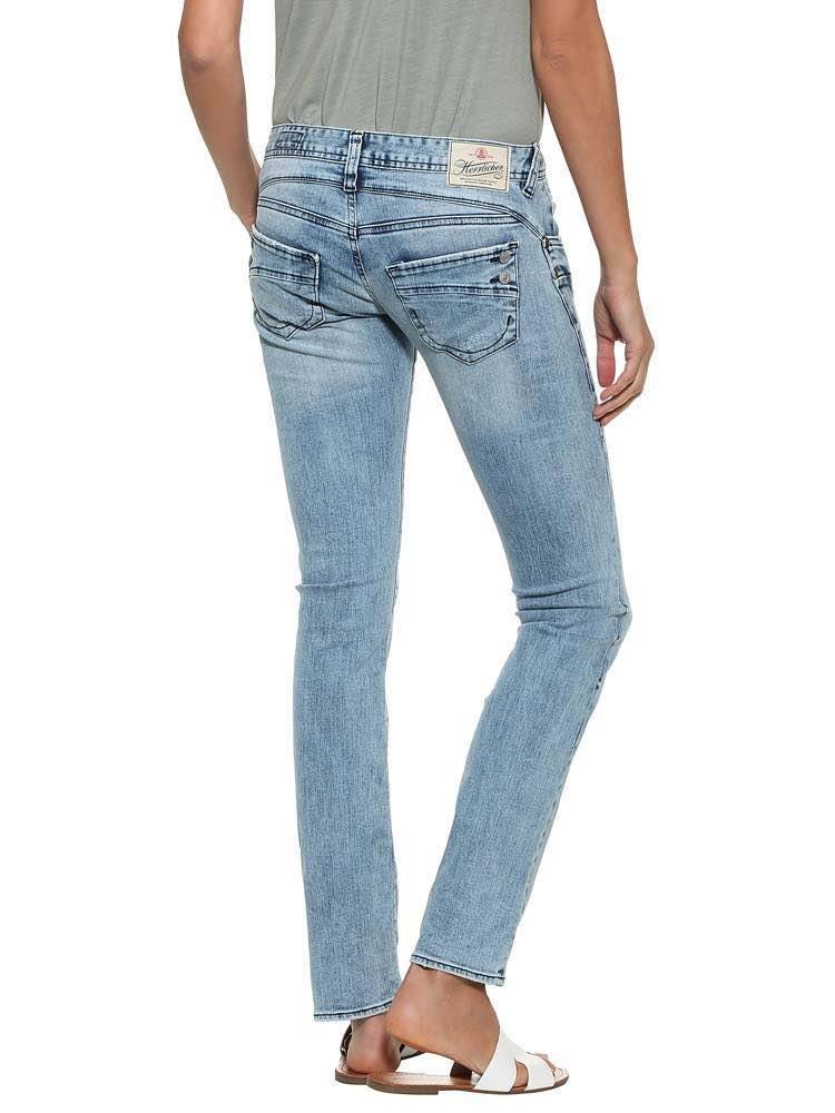 Herrlicher Piper Straight Powerstretch Jeans