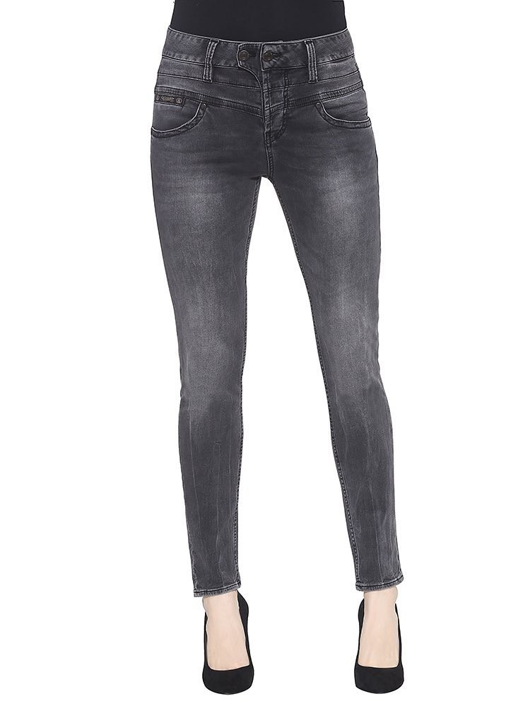 Herrlicher Bijou Black Stretch Jeans