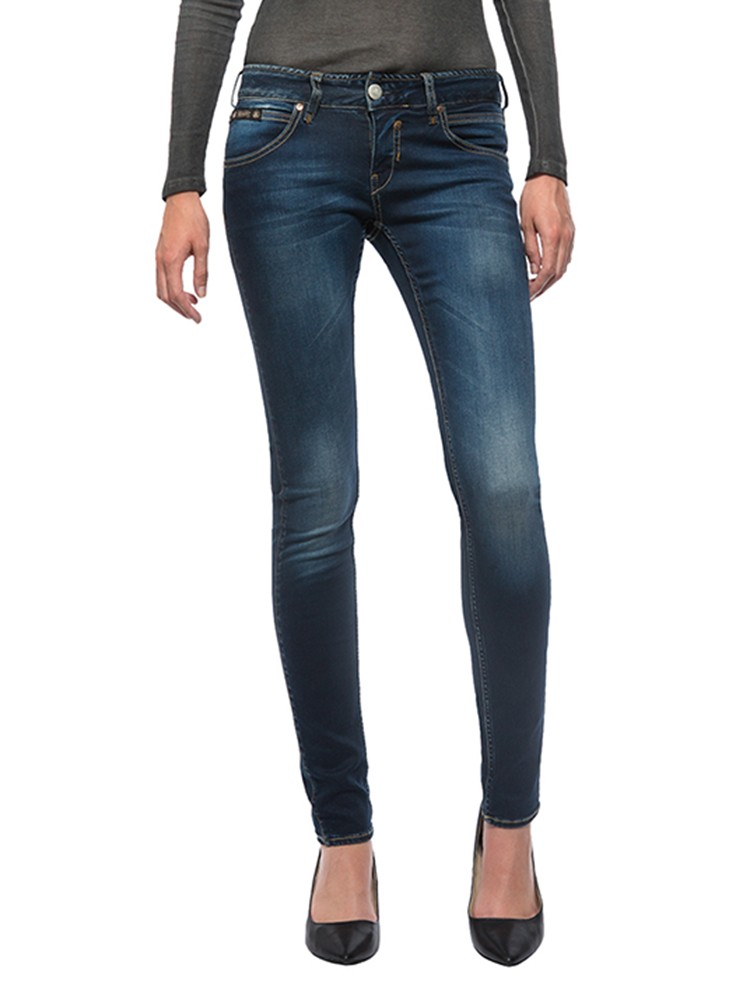 Herrlicher Touch Slim Denim Powerstretch