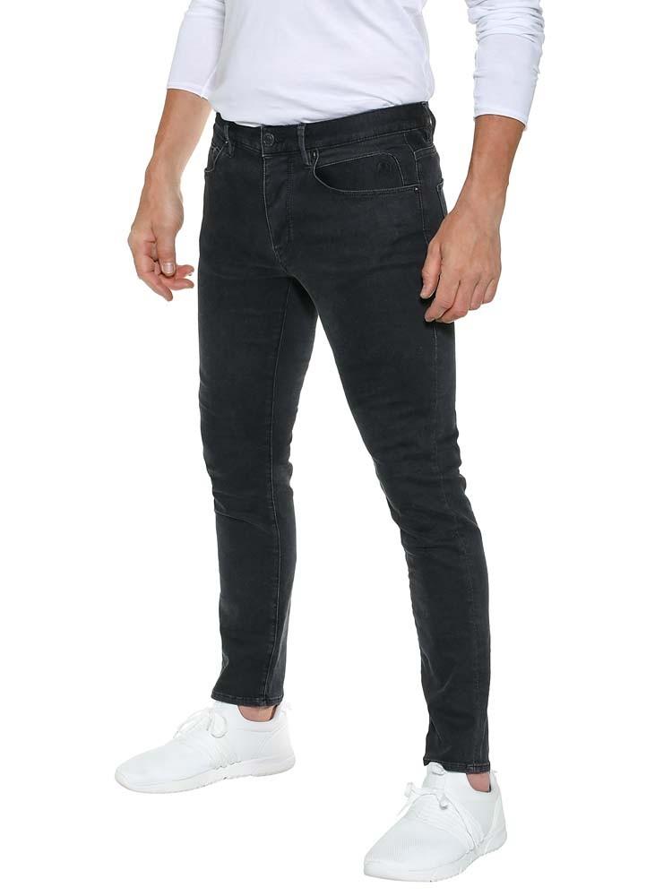Herrlicher Tyler Slim Black Stretch Jeans