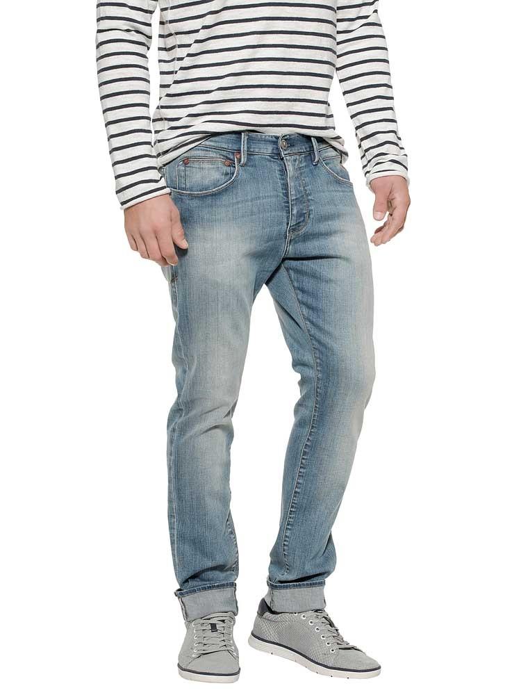 Herrlicher Tyler Tapered Powerstretch Jeans