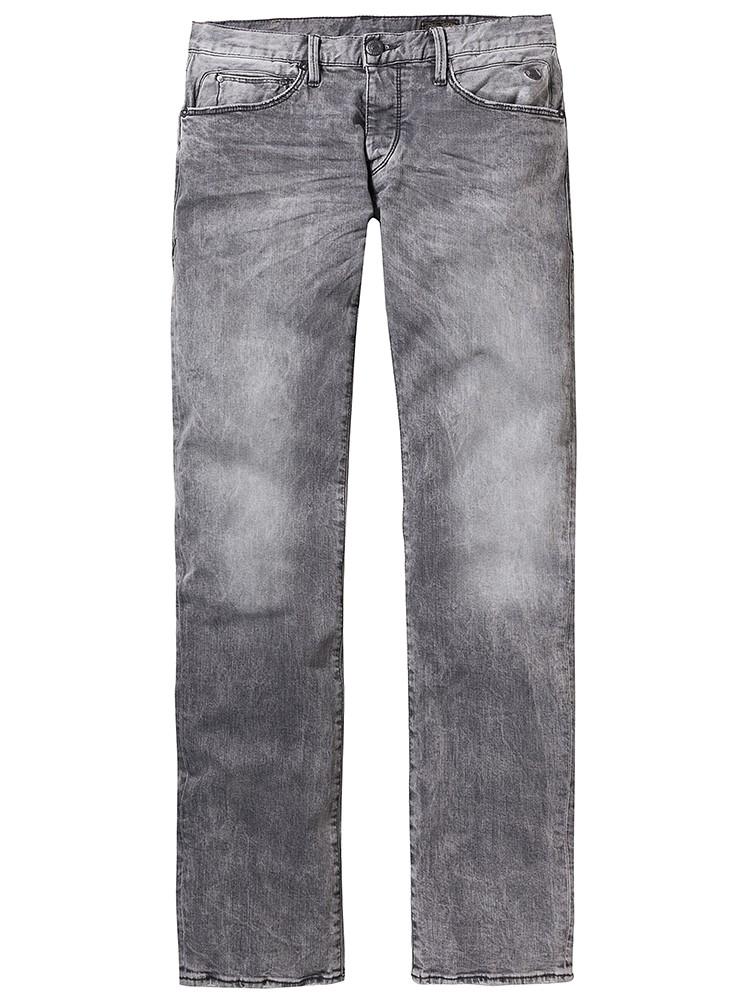Herrlicher Tyler Denim Black Comfort + Jeans