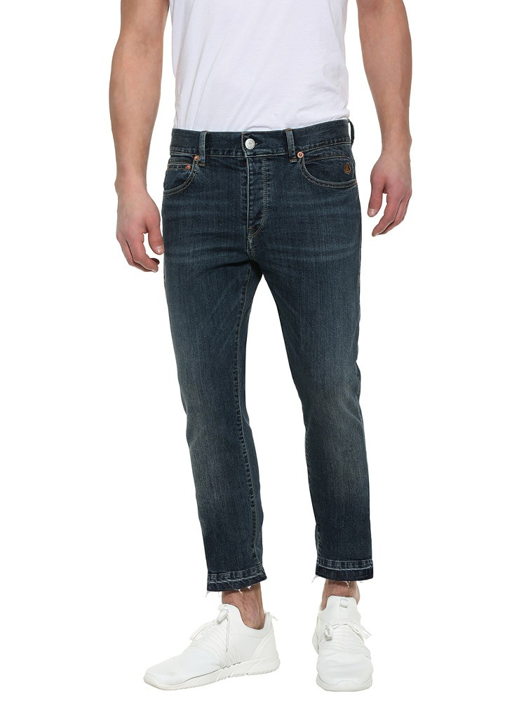 Tyler Tapered Cropped Jeans