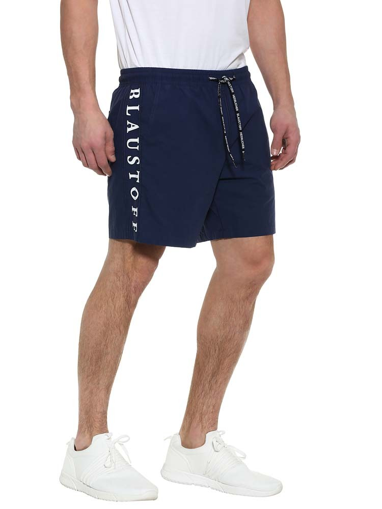 Herrlicher Zoom Baumwoll-Shorts