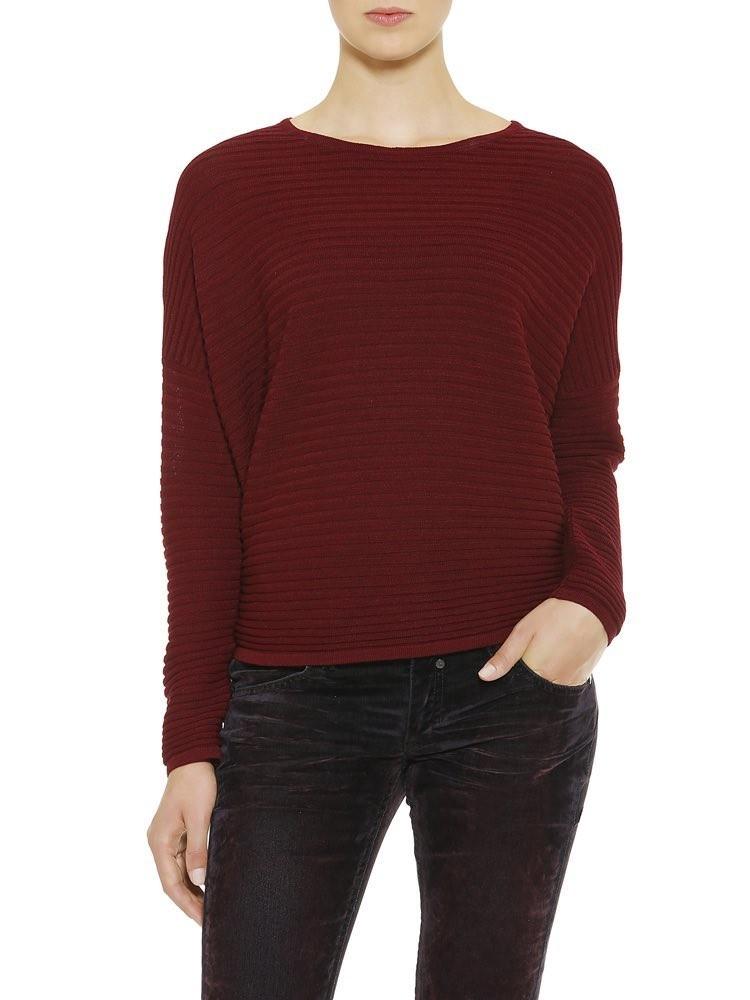 Herrlicher Enni Woll-Mix-Pullover