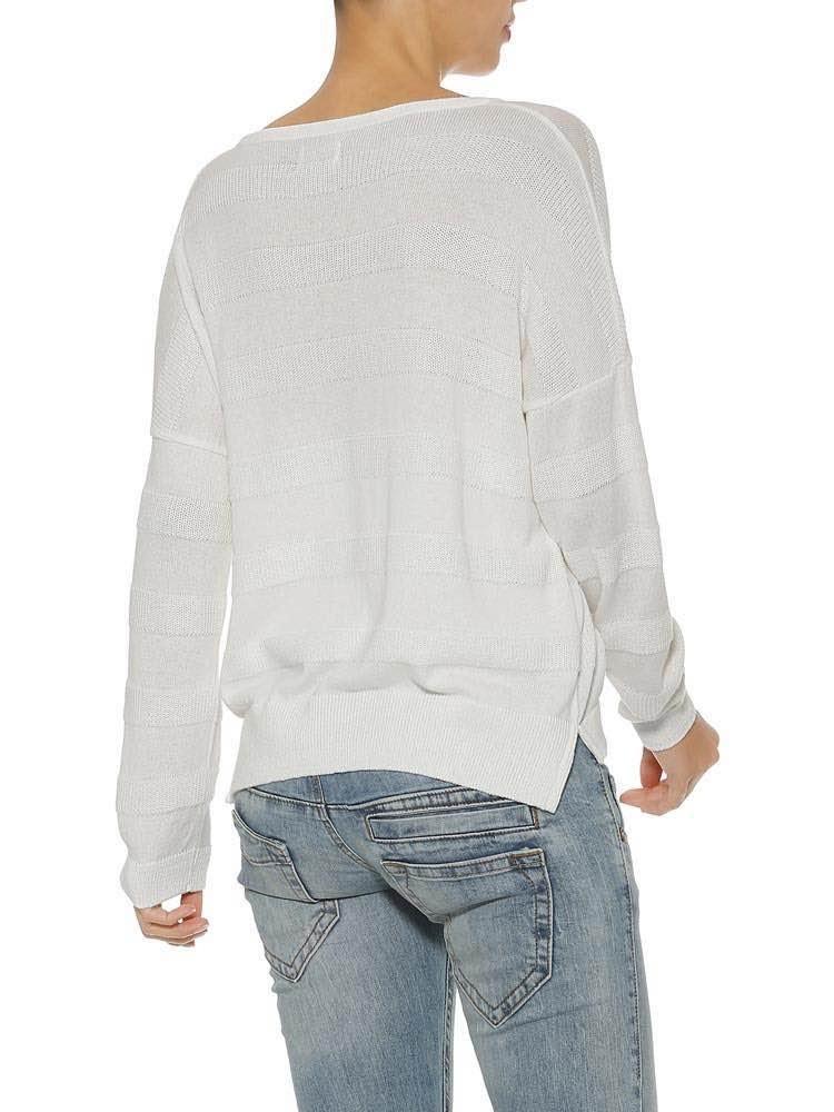 Herrlicher Lene Baumwoll-Pullover