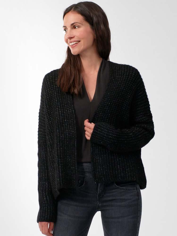 Herrlicher Alissa Cardigan mit Wool-Touch