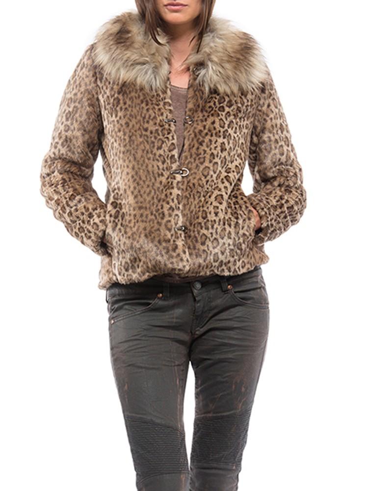 Herrlicher Thea Fake Fur