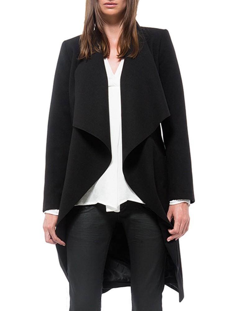 Herrlicher Dalida Wool Mix Mantel