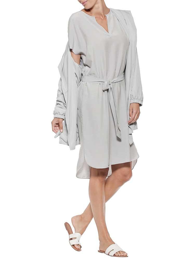 Herrlicher Luzi Blusenkleid mit Gürtel