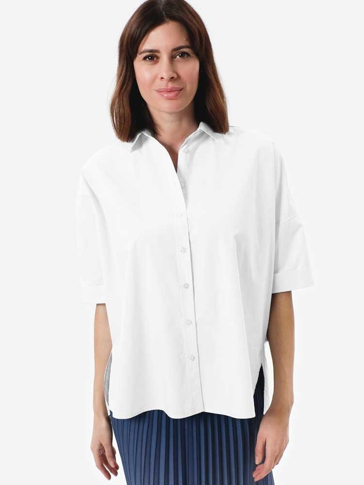 Herrlicher Marini Hemd mit kurzen Ärmeln