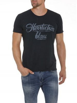 Herrlicher Base Single Jersey T-Shirt