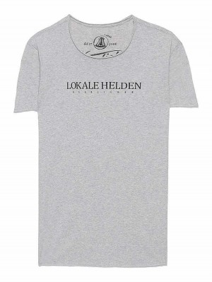 Herrlicher Base Statement T-Shirt
