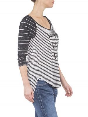 Herrlicher Emilia Jersey Shirt