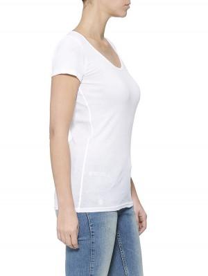 Herrlicher Kandeen Micro Rib T-Shirt