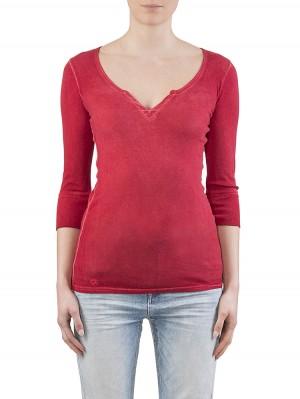 Herrlicher Safia Micro Rib Shirt