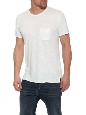 Herrlicher Ronny Leinen T-Shirt
