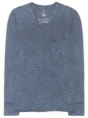 Herrlicher Runner Single Jersey Langarmshirt
