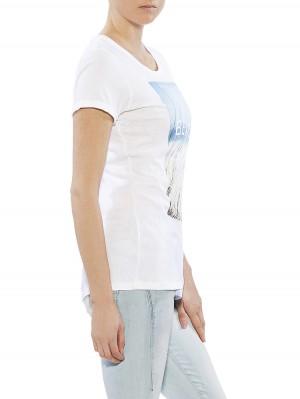 Herrlicher Layla Jersey Shirt