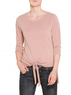 Herrlicher Rodica Single Jersey Top