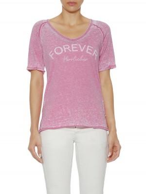 Herrlicher Nikolina Jersey T-Shirt