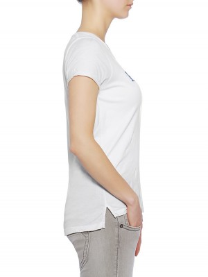 Herrlicher Kendall Jersey Shirt mit Print