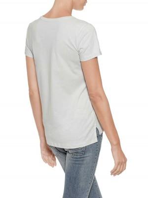 Herrlicher Kendall T-Shirt mit Hologram-Print