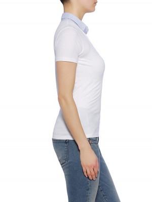 Herrlicher Lony Pique Damen Shirt